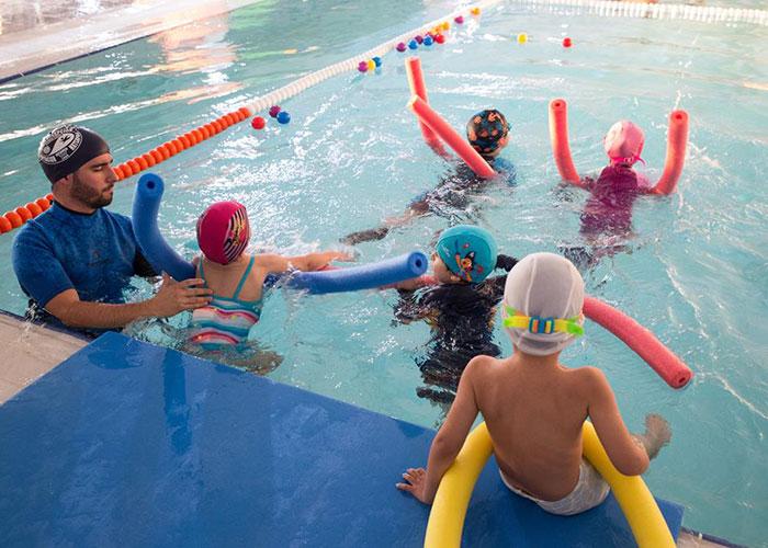 El centro deportivo BeOne ofrece más de 800 plazas en su campamento infantil de verano