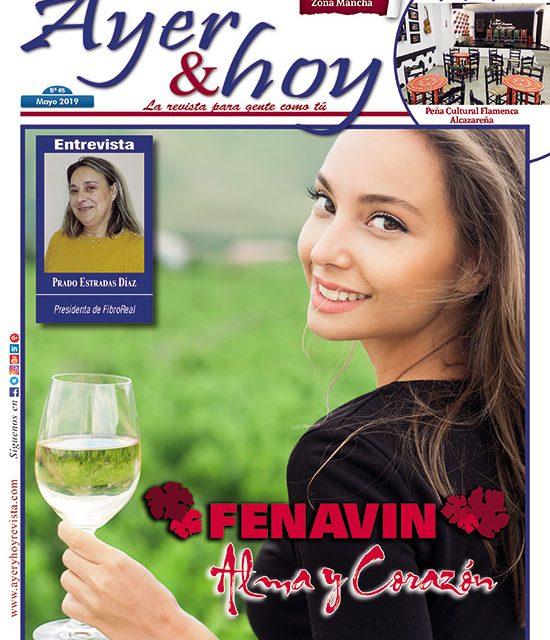 Ayer & hoy – Zona Mancha – Revista Mayo 2019