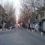 La renovada Travesía será un nuevo espacio peatonal en Herencia durante los fines de semana