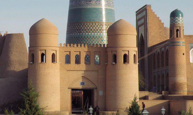 Khiva, la perla del mundo
