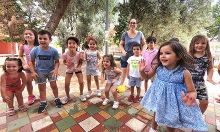Más de 130 niños y niñas participarán en la Escuela de Verano 2019