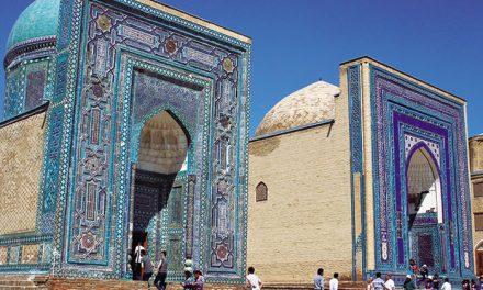 Samarkanda, la ciudad de seda
