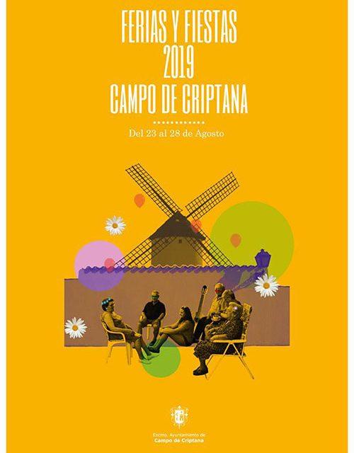 Campo de Criptana se prepara para una Feria y Fiestas repleta de novedades
