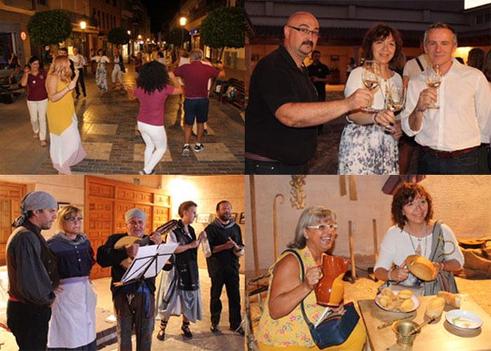 La Noche del Patrimonio volvió un año más a descubrir a vecinos y visitantes el patrimonio y la historia de Alcázar