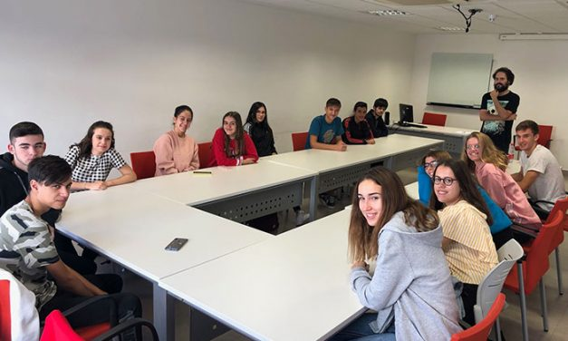Jornadas de Orientación profesional dentro del programa de la Semana de la Juventud