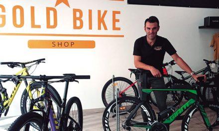 Gold Bike Shop: Para los  enamorados del mundo de la bicicleta