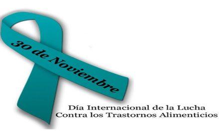 El Ayuntamiento iluminará su fachada de azul celeste con motivo del Día Internacional de Lucha contra los Trastornos alimentarios, el 30 de noviembre