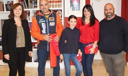 El campeón de motociclismo Antonio Carpio participará en Portugal en los 6 días internacionales de Enduro