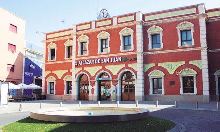 Estación Ferroviaria de Alcázar de San Juan