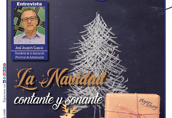 Ayer & hoy – Zona Mancha – Revista Diciembre 2019