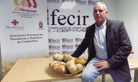 Rafael Lorca Ruiz, presidente de la Asociación de Fabricantes y Expendedores de Pan y Pastelería de Ciudad Real