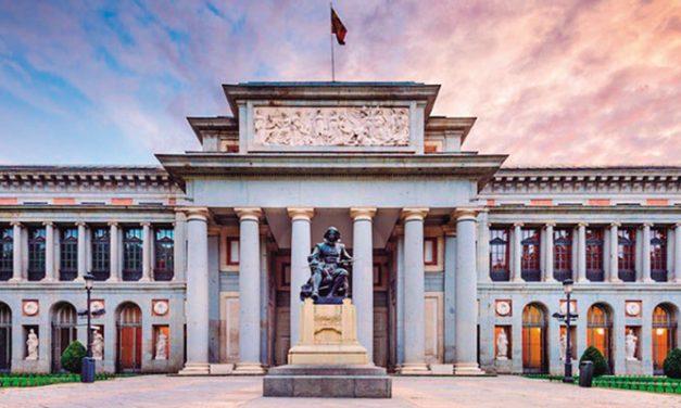 ¿Dónde está el prado del famoso museo?