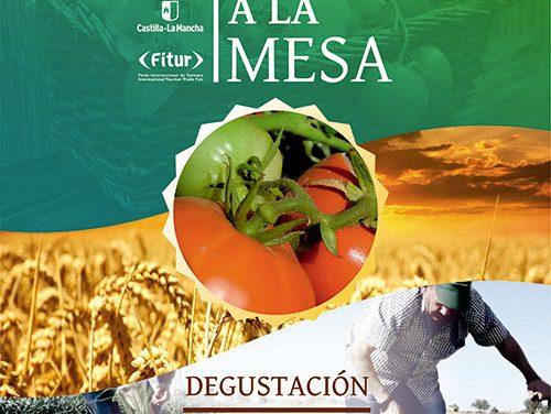De la Huerta de Herencia a la Mesa de Fitur, el sector agroalimentario eje central de la estrategia turística en el municipio