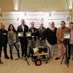 La Agrupación de Protección Civil de Herencia cuenta ya entre su material con un grupo electrógeno e iluminación de apoyo