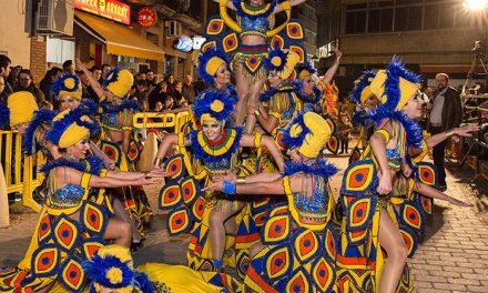 Herencia celebra su multitudinario Ofertorio con 42 agrupaciones participantes y más de 7 horas de desfile