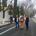 Finalizan los trabajos de adecuación del Camino San Pedro Nolasco