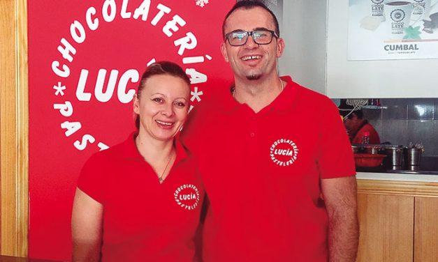 Chocolatería-Pastelería Lucía (Tomelloso)