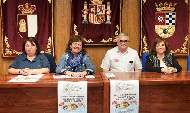 Este fin de semana arranca en Argamasilla de Alba el XI Concurso 'El lugar de la tapa' y la II Ruta del Postre