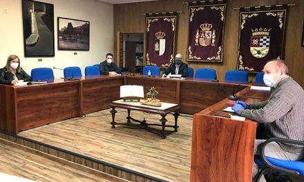 La Junta de Portavoces del Ayuntamiento de Argamasilla de Alba analiza la situación local a raíz del estado de alarma