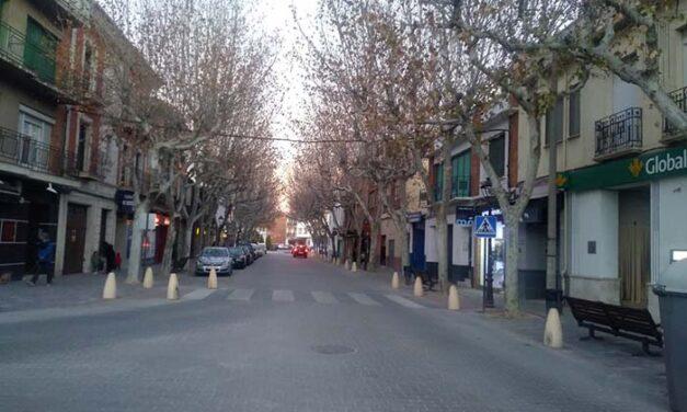 El Ayuntamiento de Herencia retoma la peatonalización de la zona centro a partir del 29 de mayo ampliando su horario