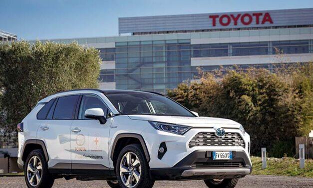 Toyota lanza la campaña #YoCedoMiCoche