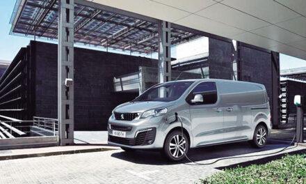 Peugeot e-Expert, una generación por delante