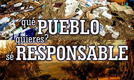 """La campaña """"¡Tu decides! Herencia como tu casa"""" incide ahora en fomentar el uso del Punto Limpio y las buenas prácticas en la gestión de residuos"""