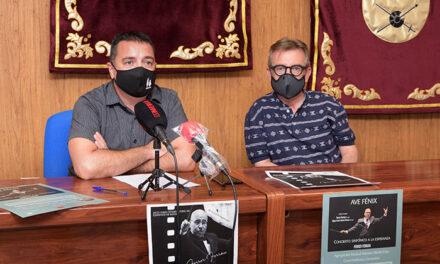 El XVIII Curso Internacional de Dirección de Bandas y el estreno mundial de 'Ave Fénix' reabren la actividad musical en Argamasilla de Alba