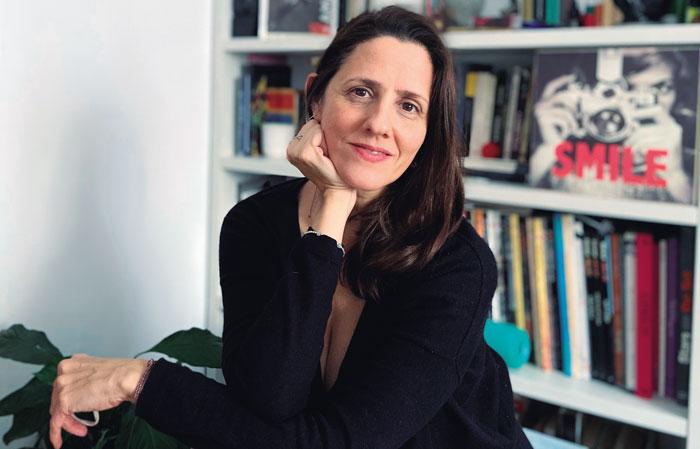 Lorena Berdún Villegas, sexóloga, escritora, presentadora y actriz