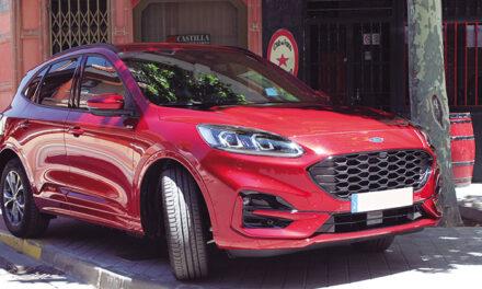 Ayer&hoy prueba el Nuevo Ford Kuga