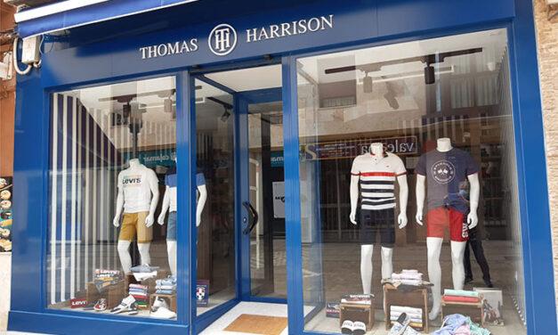 THOMAS HARRISON, máxima calidad a un precio muy competitivo en moda para hombre