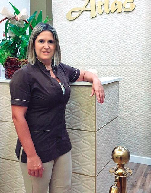 Atlas Fisioterapia: Centro de fisioterapia, nutrición y estética