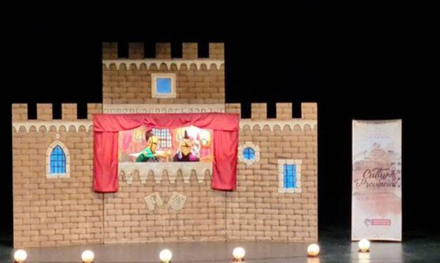 Más de 500 escolares han participado en la primera función de la campaña de teatro escolar del Patronato Municipal de Cultura de Alcázar de San Juan