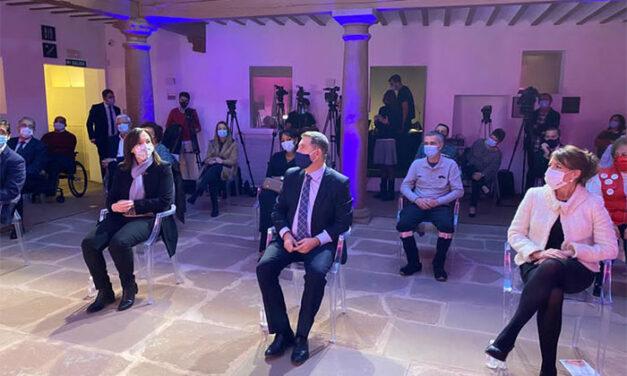 García-Page anuncia en Alcázar la ampliación del Hospital Mancha-Centro