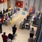 El pleno de Alcázar aprueba por unanimidad la adhesión al Ramal central y la tasa cero para terrazas