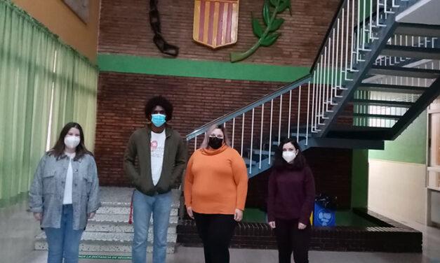 El Plan de Integración Municipal Educativo (PIME) continúa dando apoyo en los centros de Secundaria de Herencia