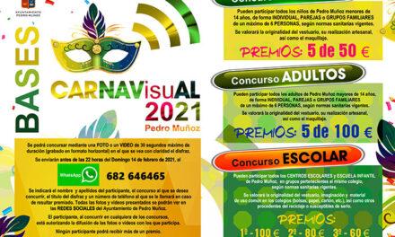 CARNAVisuAL 2021 una original forma de vivir el carnaval en Pedro Muñoz