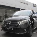 Nuevo Mercedes EQV 300, el primer gran monovolumen 100% eléctrico