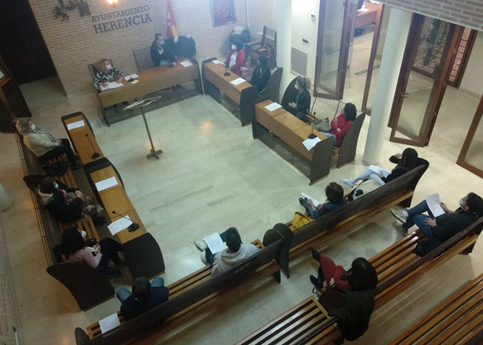 El Ayuntamiento de Herencia abre la primera fase de los presupuestos participativos con la elección de los componentes del Pleno Vecinal