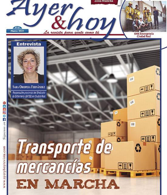Ayer & hoy – Zona Mancha – Revista Marzo 2021