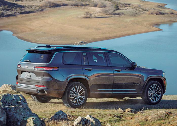 Nuevo Jeep Grand Cherokee 2021. Abre nuevos horizontes en los SUV de gran tamaño