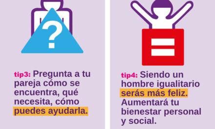"""La campaña """"Conciliamos"""" del Centro de la Mujer de Alcázar sigue lanzando mensajes para fomentar la corresponsabilidad"""