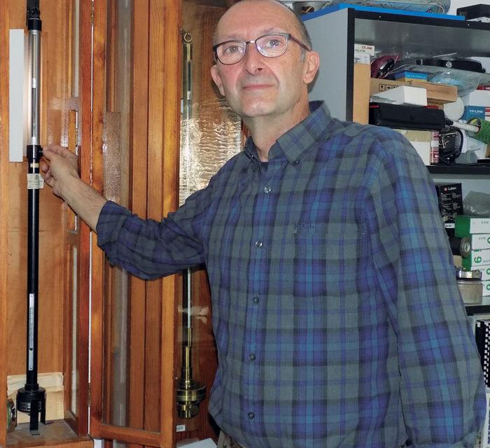 Enrique Luengo Nicolau, geógrafo y observador del Observatorio Meteorológico de Ciudad Real