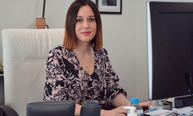 Ana Isabel Fernández Samper, directora general de Turismo de Castilla-La Mancha