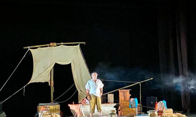 Buena acogida de público en el inicio del Festival Los Títeres del Hidalgo en Alcázar de San Juan