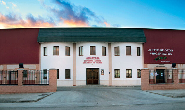 Cooperativa Santísimo Cristo de Villajos, fundada hace casi 65 años en Campo de Criptana