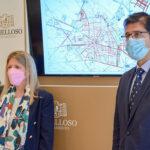 Jiménez anuncia una gran inversión de la Diputación y el IDAE de 3.240.000 euros, en materia de eficiencia energética