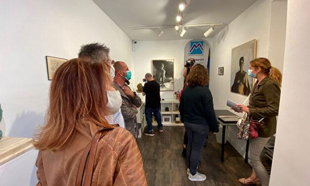 La galería Marmurán expone obras de artistas de la Universidad Complutense