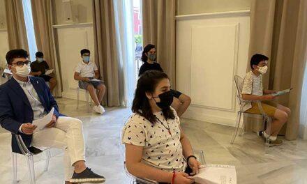 El Consejo de Infancia y Adolescencia celebra el primer pleno presencial tras las reuniones telemáticas por la crisis sanitaria