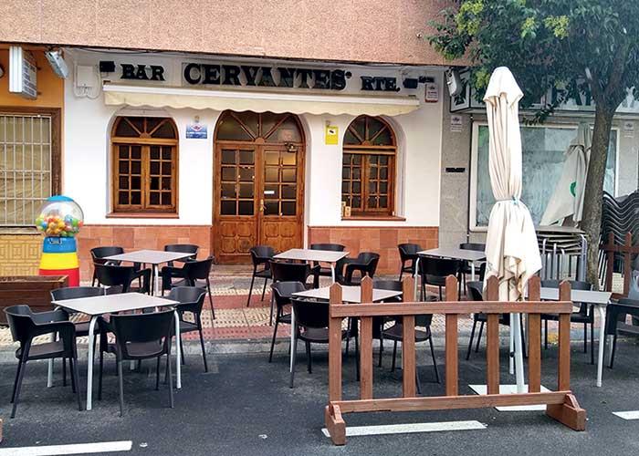 Bar Restaurante Cervantes (Socuéllamos), para estar como en casa